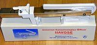 HAVOSE - Neu<br>Universal-Konservenglas-Öffner<br>mit Karton